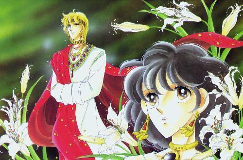尼罗河女儿漫画,日漫《天是红河岸》:连载于1995,筱原千绘二度获得漫画大赏
