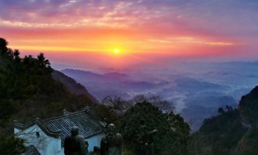 黄山旅游景点,黄山10大景点排行榜 黄山有72峰