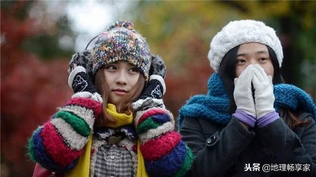 5分钟学地理:我国常见的天气系统(如冷锋)和影响(如寒潮)