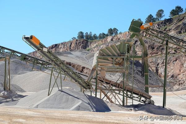 投资成本,2021投资什么行业赚钱?不妨看看砂石厂,投资成本都在这了
