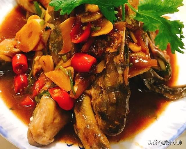 嘎鱼的做法,新鲜嘎鱼做法很多,味道鲜美的嘎鱼红烧最好,推荐几道嘎鱼的做法