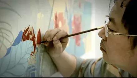 花卉工笔,三位画家笔下的工笔花,清新雅丽!你更喜欢哪一位的画呢?