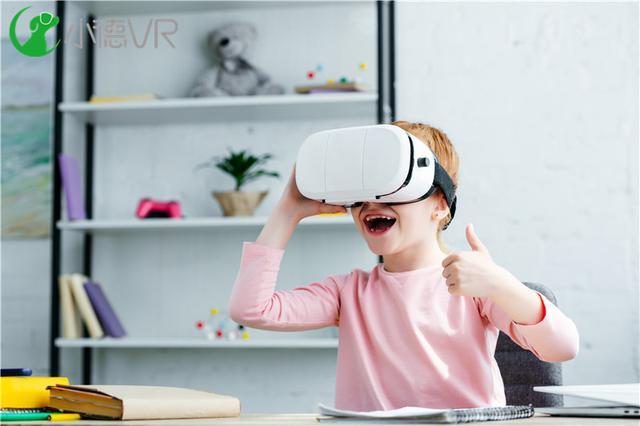 vr语言,VR英语让孩子们不再闷声 大胆尝试说出口