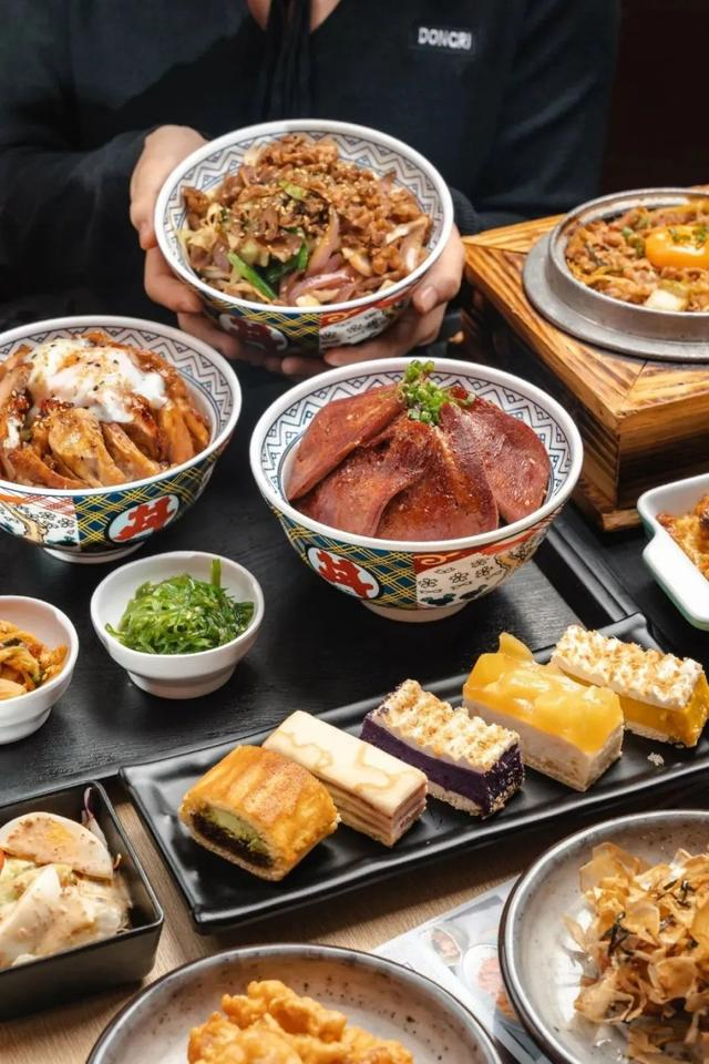 丼怎么读,万岁寿司不卖寿司了?