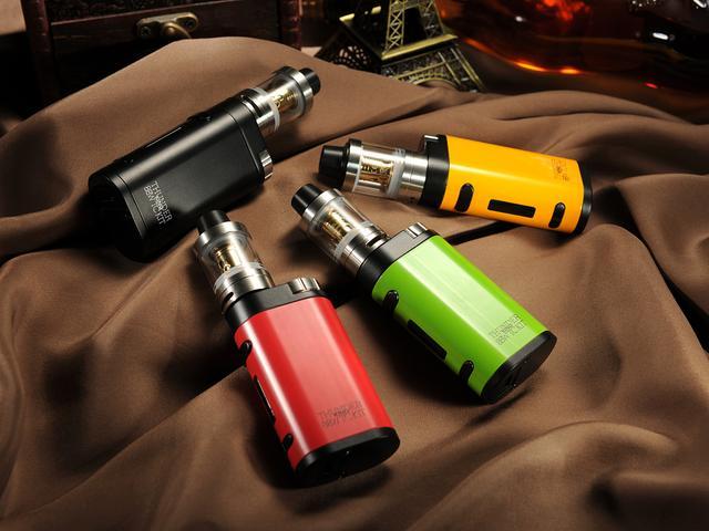 专家提醒警惕电子烟,可能对肺部的危害比香烟更甚之