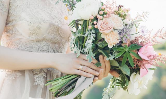 婚礼的祝福语,唯美浪漫的婚礼主持祝福语:1-9