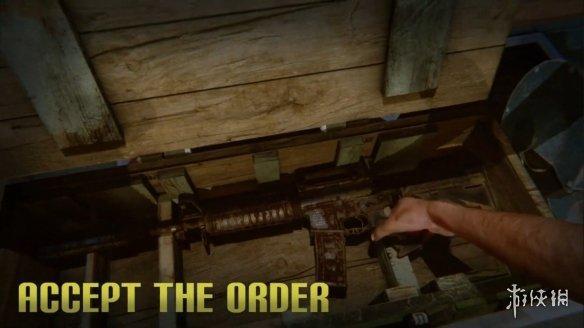 vr枪械模拟器,成为玩枪的男人!《枪械模拟器》上架Steam 支持简中