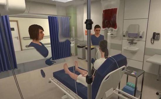 欧美 vr,欧美17000名医学人员使用VR技术进行抗疫培训