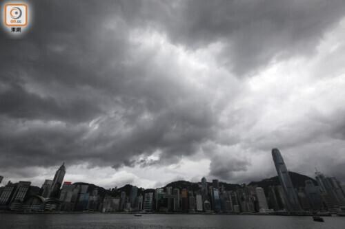强风来袭!香港幼儿园及部分特殊学校停课 全球新闻风头榜 第1张