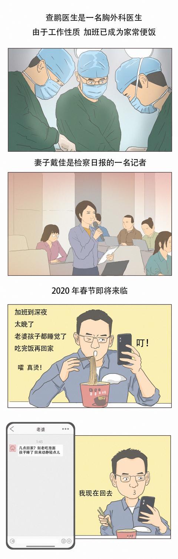 医生漫画图片,「漫画」一个胸外科医生的谎言