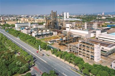 集团投资,衢州新闻网丨智造新城:向着千亿级产业新城进发