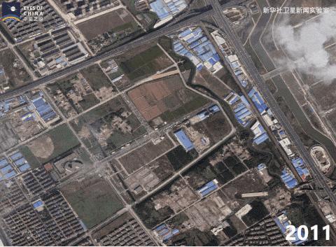 他是中国全球进口博览会2018年至2020年的通讯卫星动态