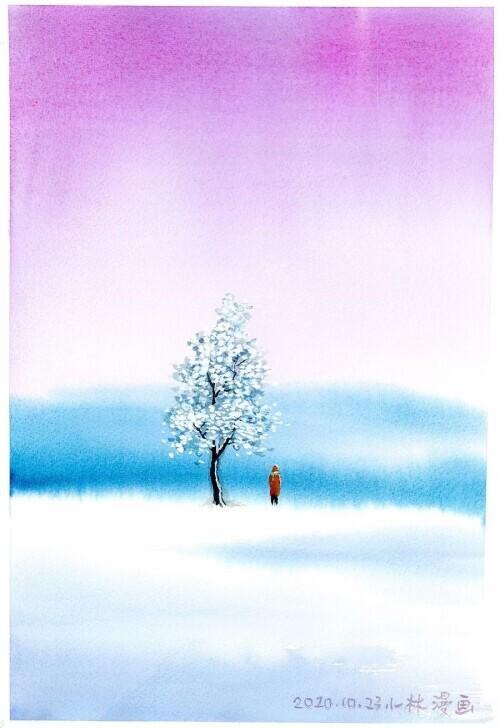 小雪节气的诗,觅小雪诗意 晚来天欲雪,能饮一杯无?