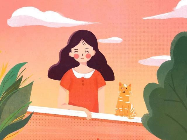 12岁生日祝福语,晨读丨真正的富有,是你脸上的微笑