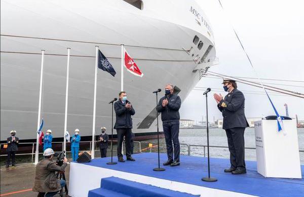 全体登船怎么做,MSC地中海华彩号交付,皇家加勒比开售深圳母港航线