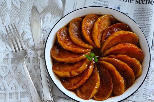 苹果的吃法,自从知道苹果可以这样做,家里的苹果就不够吃