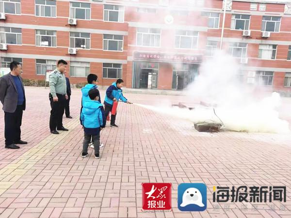 明德小学,沾化区明德小学开展消防知识培训及消防应急演练活动