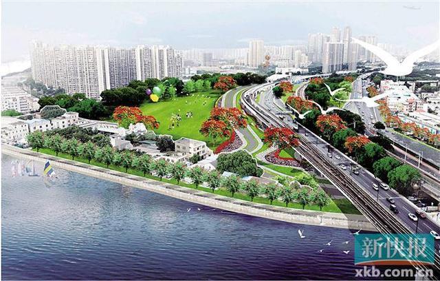 项目投资,广州荔湾区启动40个重点项目建设 总投资551亿元