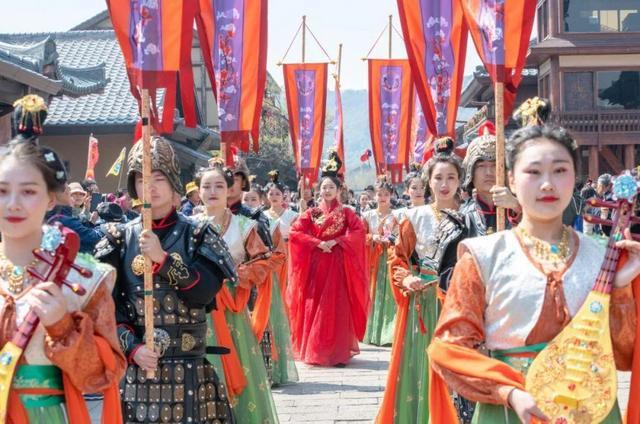 3月27日是什么节日,【福利】菏泽一景区盛世牡丹国风大典3月27日震撼来袭,含六大主题情景演出,附节目表