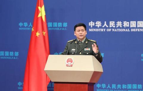 """""""中国大陆6年内解决台湾问题""""?国防部回应 全球新闻风头榜 第1张"""