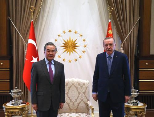 土耳其总统埃尔多安会见王毅 全球新闻风头榜 第1张