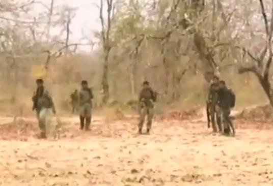 印度安全部队22人在与武装人员交火中身亡 现场画面曝光 全球新闻风头榜 第1张