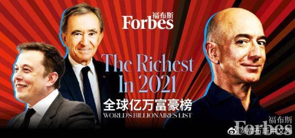 """我国1056位富商走上""""2021胡润榜世界富豪榜"""",变成全世"""