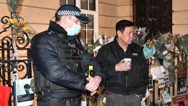 外媒:缅甸驻英国大使被关在使馆外 全球新闻风头榜 第2张