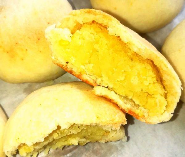 绿豆粥的做法,大人小孩都爱吃的简单软皮绿豆饼,学起来