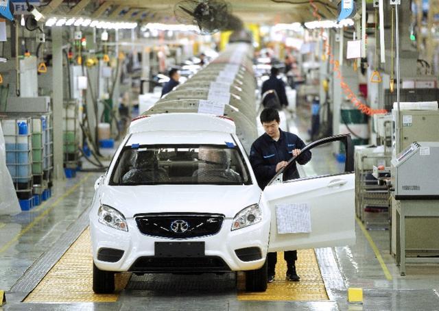 国家统计局:一季度新能源汽车产量同比增速超过60%