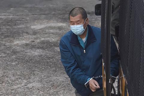 乱港分子黎智英涉两件非法集结案 共计判囚14个月 全球新闻风头榜 第1张