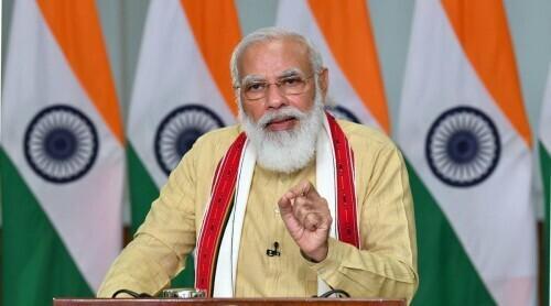 印度总理莫迪:当前印度的疫情形势让全国震惊 全球新闻风头榜 第1张