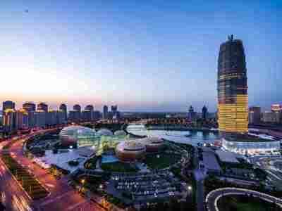 与郑州市携手并肩推动全部渭河流域发展趋势水准提高
