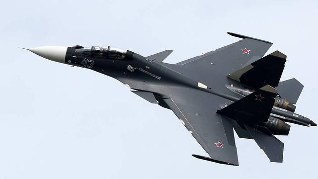 """参考消息网,俄媒:俄军将""""超强升级""""苏-30SM战斗机"""