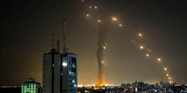 以色列军方:已有近1500枚火箭弹从加沙地带射向以色列 全球新闻风头榜 第1张