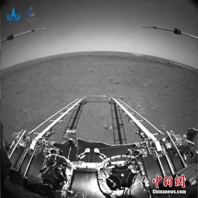 NASA再度发来贺电:恭喜祝融号火星车传回首批影像 全球新闻风头榜 第2张