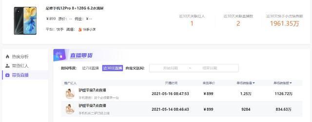 网红二驴夫妻带货山寨手机,两场直播卖两千万,平台证实退款 全球新闻风头榜 第2张