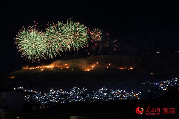 巴沙尔·阿萨德在新一届叙利亚总统选举中获胜 全球新闻风头榜 第2张