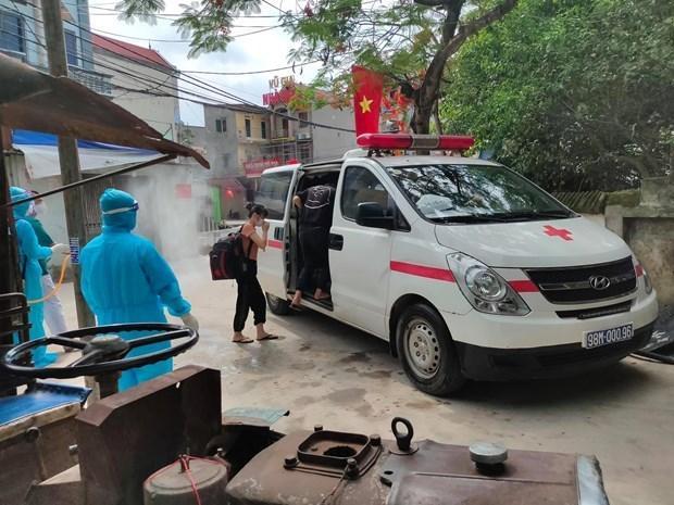 越南发现新冠两种变异毒株混合体,能在空气中迅速传播 全球新闻风头榜 第1张