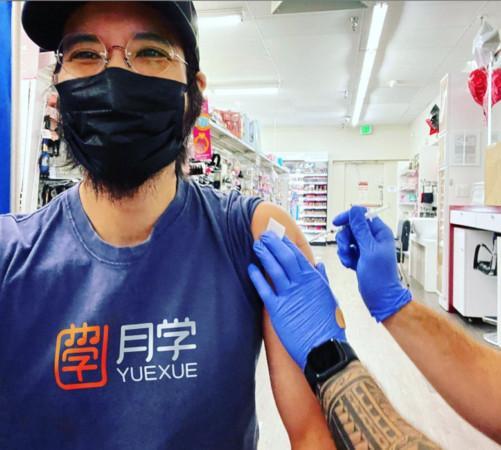 王力宏证实打完疫苗!「专程飞美国」接种原因曝光