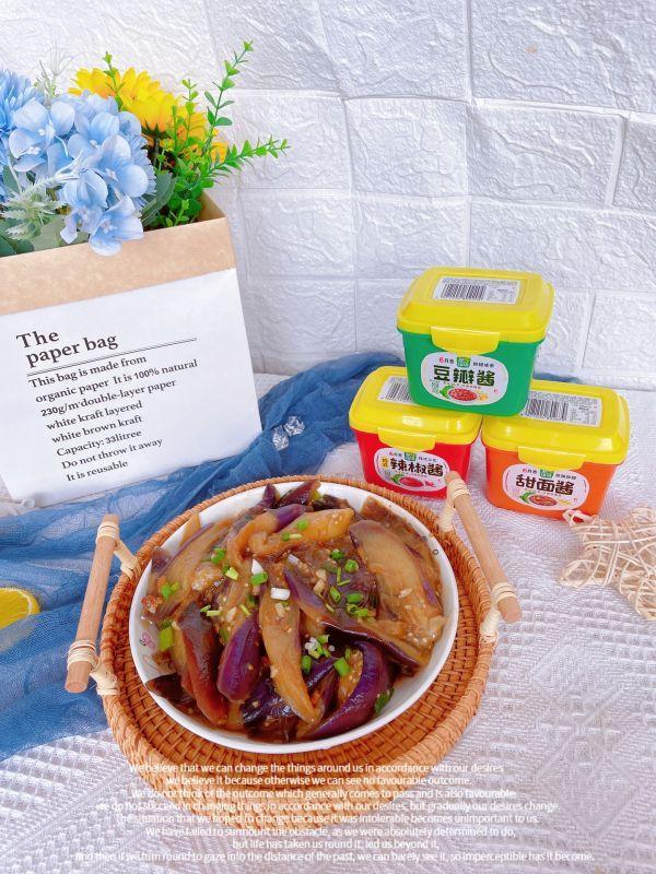 红烧茄子的做法,#一勺葱伴侣,成就招牌美味#下饭神器~红烧茄子