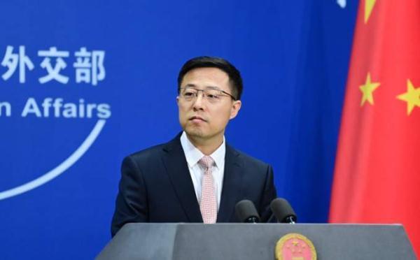 外交部:敦促印方停止采取任何使边界问题复杂化、扩大化的举动 全球新闻风头榜 第1张