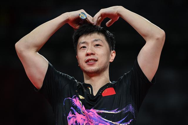 马龙退出全运会乒乓男单竞争,重心放在双打、团体项目 全球新闻风头榜 第1张