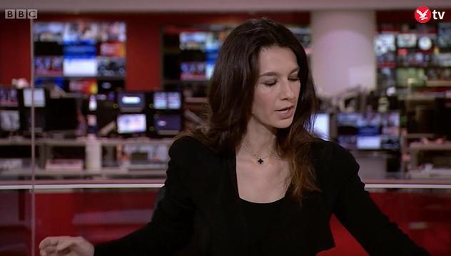 英媒:直播中,BBC主持人意外接到塔利班发言人电话