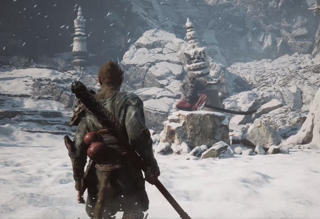 《黑神话:悟空》配置要求 游戏实机演示视频发布