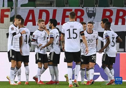 世预赛:德国胜列支敦士登 全球新闻风头榜 第3张