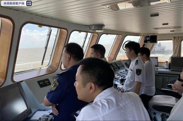 """应对台风""""灿都"""",江苏南通沿海已安全撤离船舶109艘次、891人"""