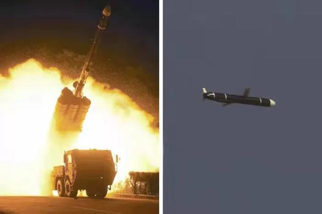 朝鲜试射远程巡航导弹 全球新闻风头榜 第1张