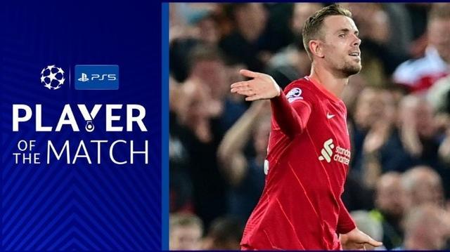 红军队长!亨德森当选利物浦3-2AC米兰全场最佳