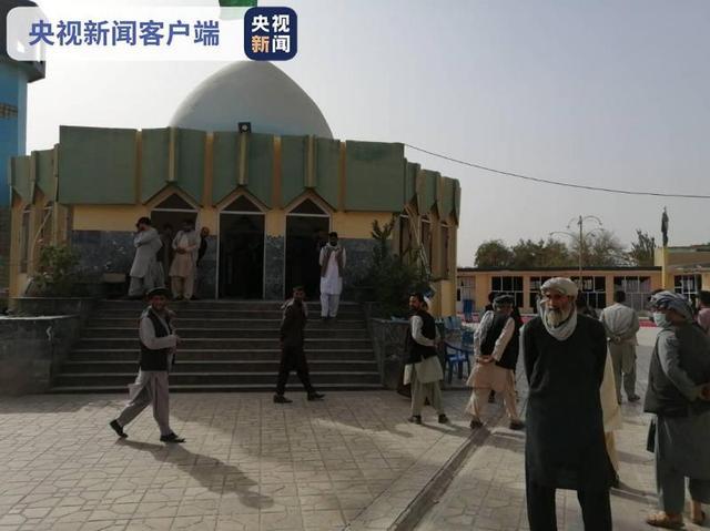 阿富汗昆都士清真寺爆炸后续